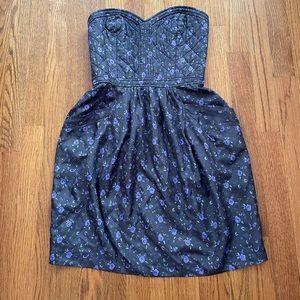 Rebecca Taylor strapless dress